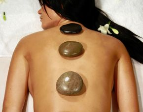 Hot Stone Massage Wiesbaden